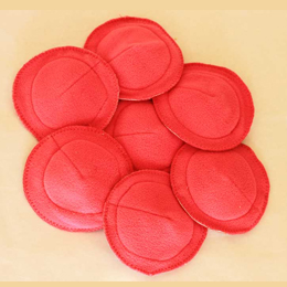 The Reusable Breast Pad